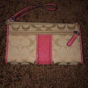 COACH Clutch Handbag